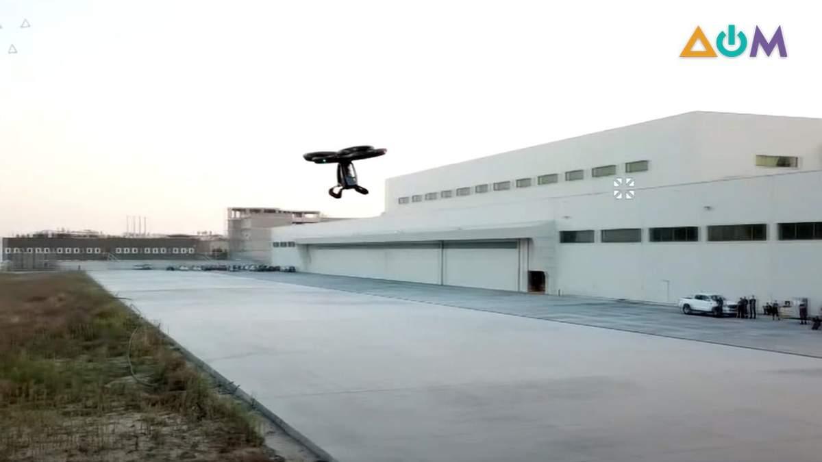 Летающий автомобиль Cezeri испытали в Турции: фото