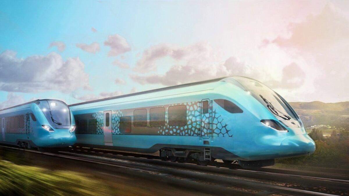 В Іспанії просуватимуть водневі потяги