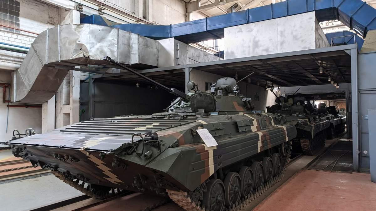 Бойова машина піхоти БМП-2