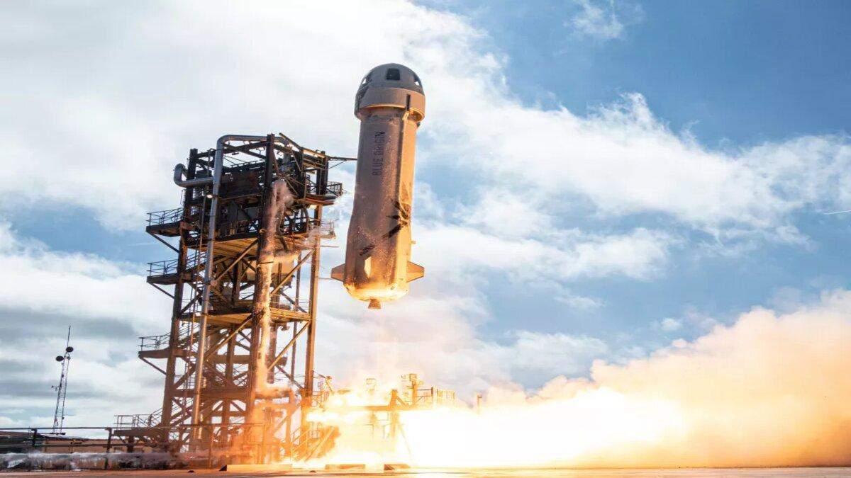 Blue Origin Джефф Безос готовится к следующему запуску ракеты: когда это произойдет - Инновации