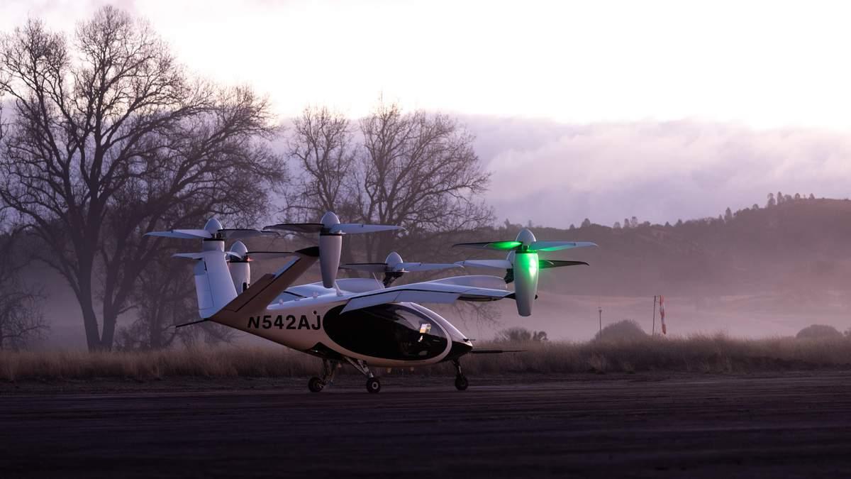 NASA розпочало випробування повітряного таксі Joby Aviation - Інновації