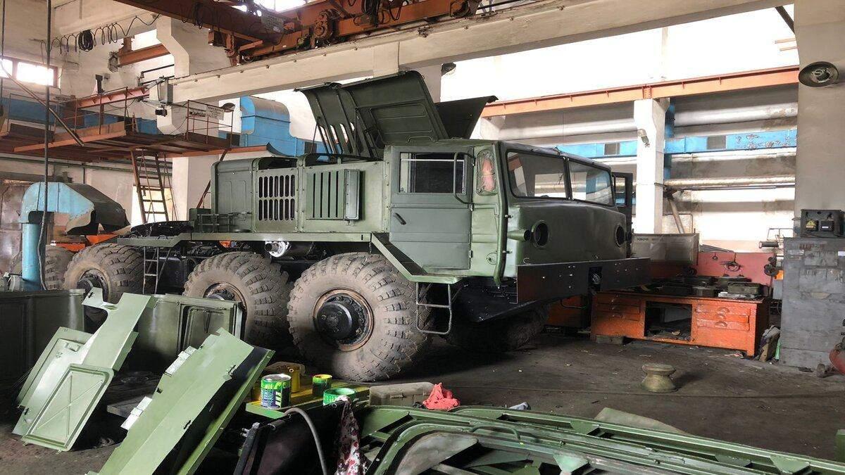 Харьковский автомобильный завод отремонтирует технику для ВСУ - Инновации
