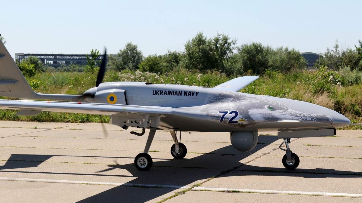 Украина закупит следующую партию турецких беспилотников Bayraktar TВ2 - Инновации