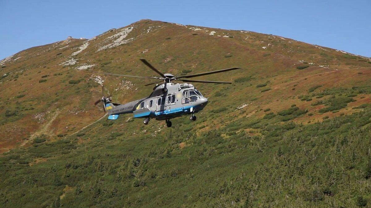 Гвардійські вертольоти Airbus відпрацювали польоти у Карпатах: потужне відео - Інновації