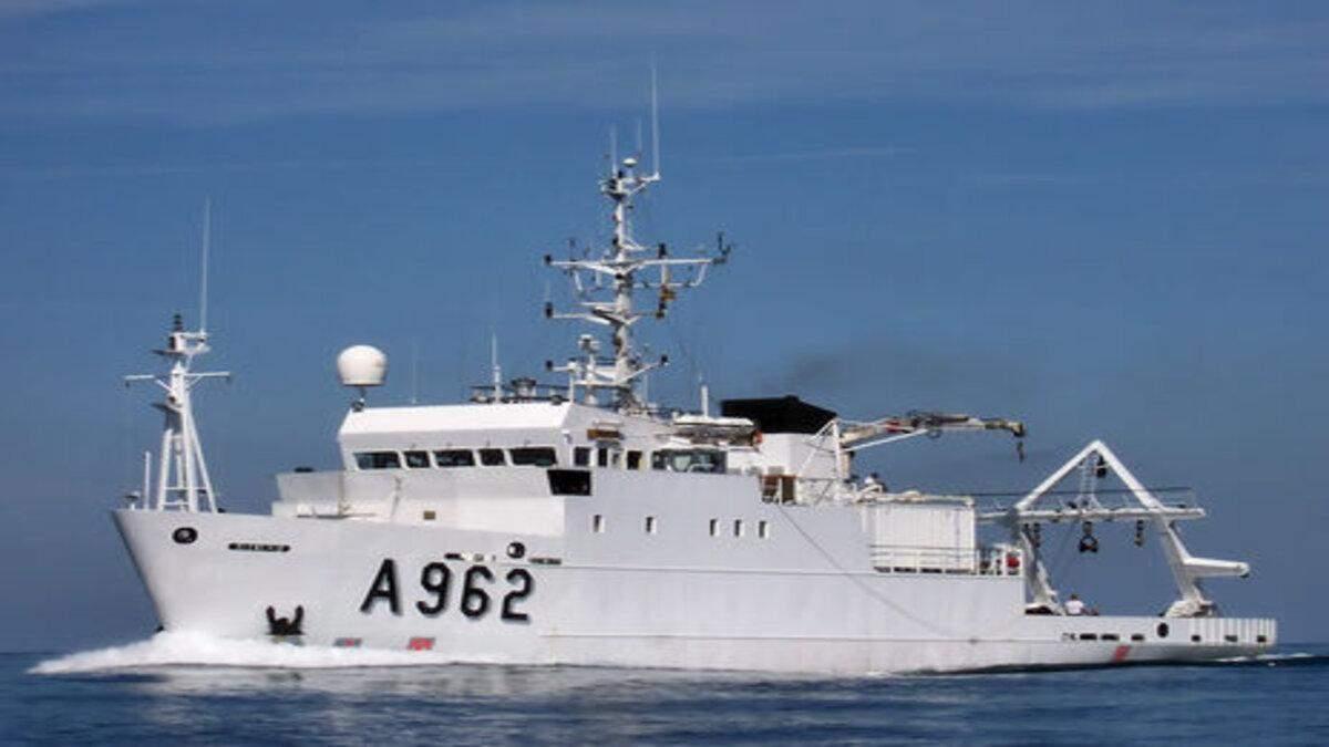Україні передали науково-дослідне судно для екомоніторингу Чорного та Азовського морів - Інновації