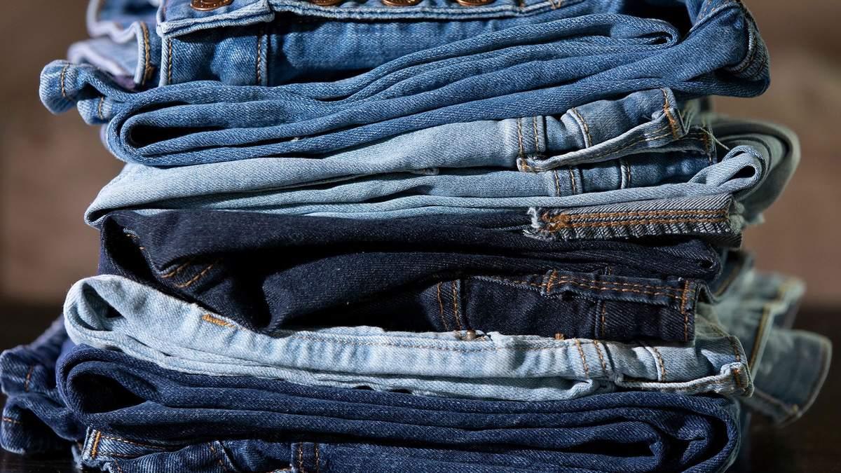Вчені знайшли спосіб фарбувати джинси без хімікатів - Інновації
