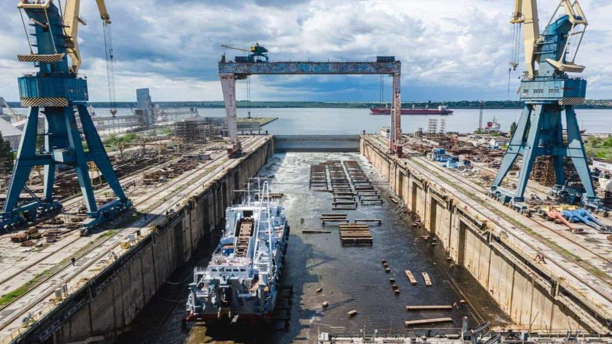 Укроборонпром підписав угоду з британською компанією Babcock: будуватимуть кораблі - Інновації