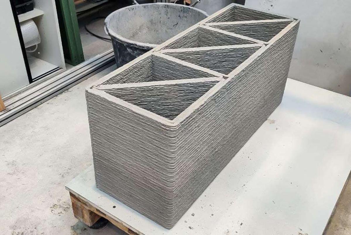 Выдавливает бетон дайте определение строительный раствор
