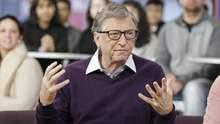 Вони як нудисти: Білл Гейтс різко висловився про антимасочників