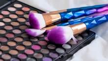 Украинка нарисовала картину профессиональной косметикой для макияжа: зафиксируют рекорд