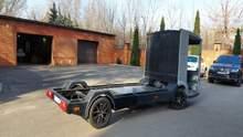 В Україні випробовують перший електромобіль вітчизняного виробництва