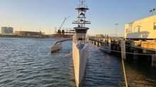 Військові США отримали на озброєння безпілотний корабель Seahawk: фото