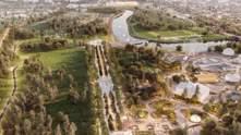 """Міський парк Маріуполя отримає """"друге дихання"""": фото масштабного проєкту"""
