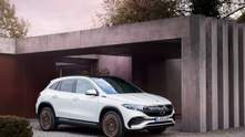 Mercedes-Benz показала новий електричний позашляховик EQA: фото, ціна
