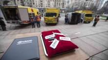 США передали Киеву автомобили для оперативного устранения аварий на теплосетях: детали