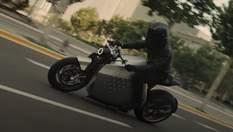 Уникальный и мощный: Da Vinci Dynamics представила новый электромотоцикл