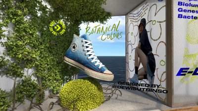 Бренд Converse відкрив онлайн-магазин на острові зі сміття у Тихому океані: чому це важливо