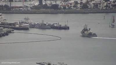 Безпілотне військове судно США пройшло майже 8 тисяч кілометрів