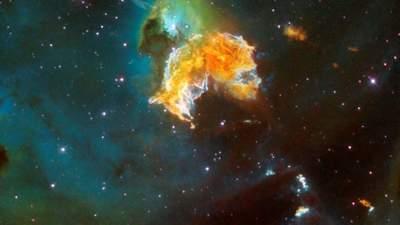 Телескоп Hubble зафіксував потужний вибух зірки: дивовижне фото