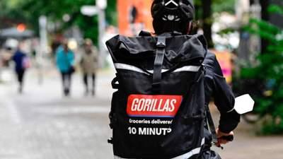 Німецький стартап Gorillas залучив 1 мільярд доларів інвестицій