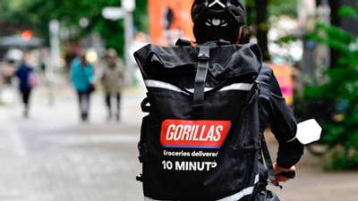 Немецкий стартап Gorillas привлек 1 миллиард долларов инвестиций