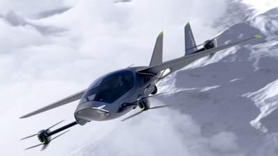 Ізраїльська компанія Air розробляє електричний літак для персонального використання