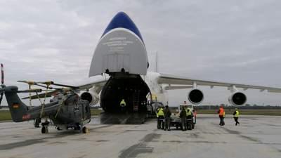 """Украинский Ан-124 """"Руслан"""" доставит немецкий военный вертолет в США"""