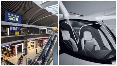 В ближайшие годы из аэропорта в центр Рима пассажиров будет доставлять аэротакси