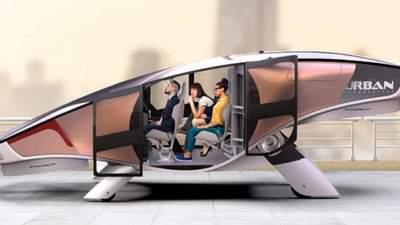 В Израиле разработали летающий автомобиль: мощное видео
