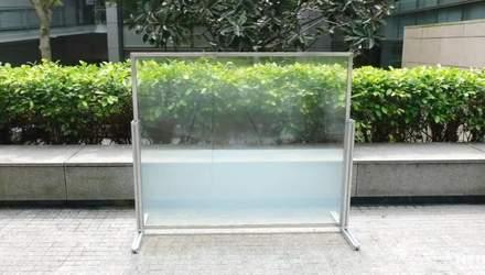 Сингапурские ученые создали окно с двойным стеклом и жидкостью: оно сохраняет энергию – детали
