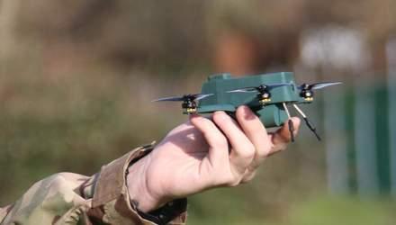 Британская армия испытывает сверхпрочный нано-беспилотник: фото, подробности