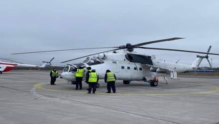 В Запорожье испытали вертолеты с украинскими лопастями: видео