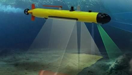 Корейцы создают робота, который обезвреживает мины под водой: что известно