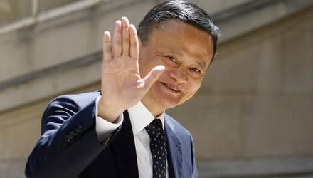 Основатель Alibaba Джек Ма исчез после критики китайских властей: детали