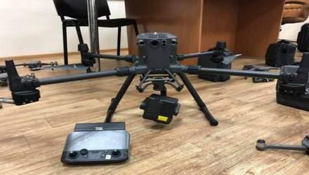 Управление авиации и полиции на воде получило новые беспилотники: для чего нужны, фото