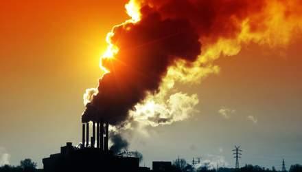 В Украине начали отслеживать выбросы парниковых газов промышленностью: детали