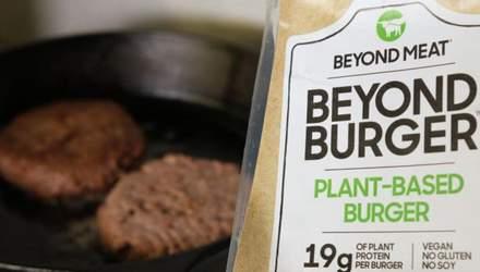 PepsiCo та Beyond Meat об'єдналися для виробництва продуктів на рослинній основі