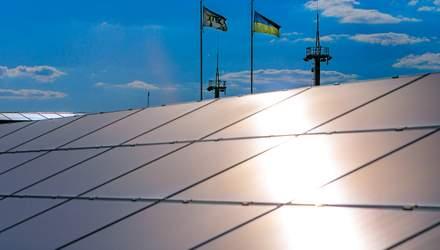 Как работают солнечные электростанции зимой: рассказываем на примере ДТЭК Никопольская СЭС