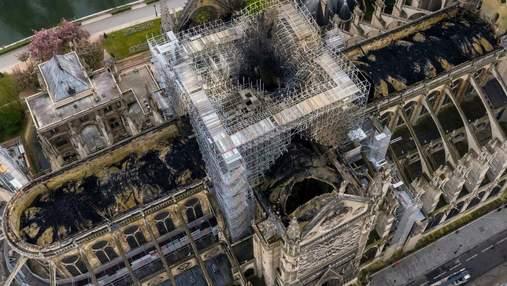 Реставрация Нотр-Дама: скрытая опасность и реально ли восстановить собор до 2024 года
