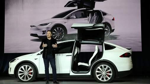 Сколько электрокаров в год будет производить Tesla к 2030 году: прогноз Илона Маска