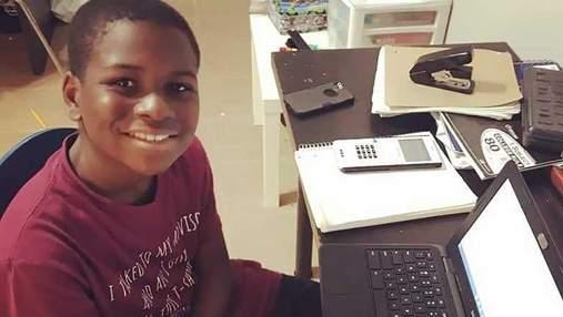 Хоче на стажування до Маска: 12-річний вундеркінд вивчатиме ракетобудування