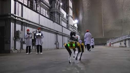 Робот-собака Spot от Boston Dynamics измерил радиацию в Чернобыле: фото, видео