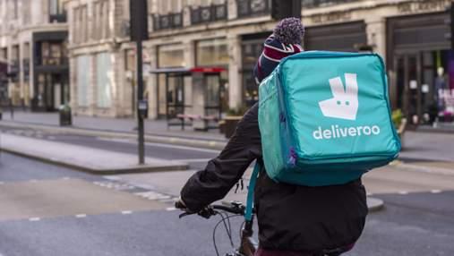 Стартап Deliveroo оцінили в 7 мільярдів доларів: деталі
