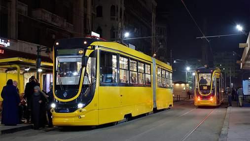 15 украинских трамваев доставили в Египет: что об этом известно