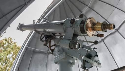 Найстаріша астрономічна обсерваторія України, де можна подивитися на зорі