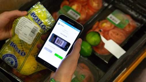 """Розробили """"розумні"""" цінники, які контролюють строк придатності продуктів та знижують їх ціну"""