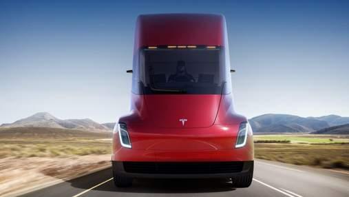 Обігнала Tesla: яка компанія насправді створила першу у світі безпілотну електровантажівку