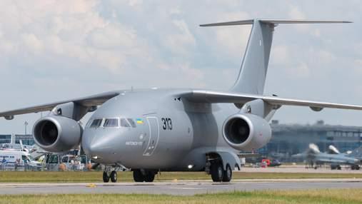 Украинцы разработают самолет дальнего радиолокационного действия на базе Ан-178