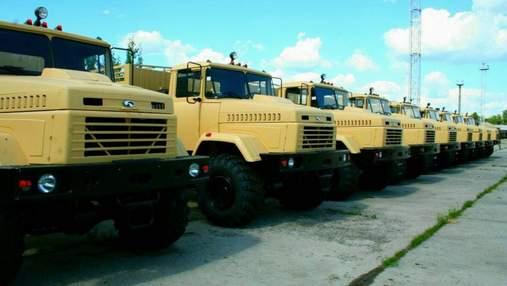 Украинская компания получила контракт на поставку грузовиков армии США