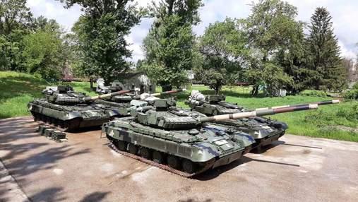 Харьковский бронетанковый завод передал армии партию танков Т-64